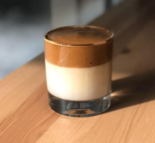ダルゴナコーヒー ココア